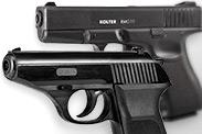 Pistolety gazowe RMG